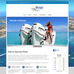 Greg's Marine Services